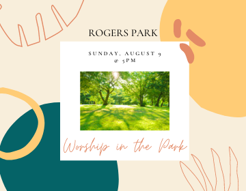 WORSHIP IN PARK Web