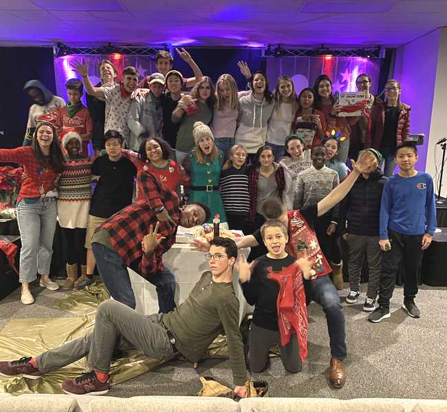 Antioch churches in brighton youth group