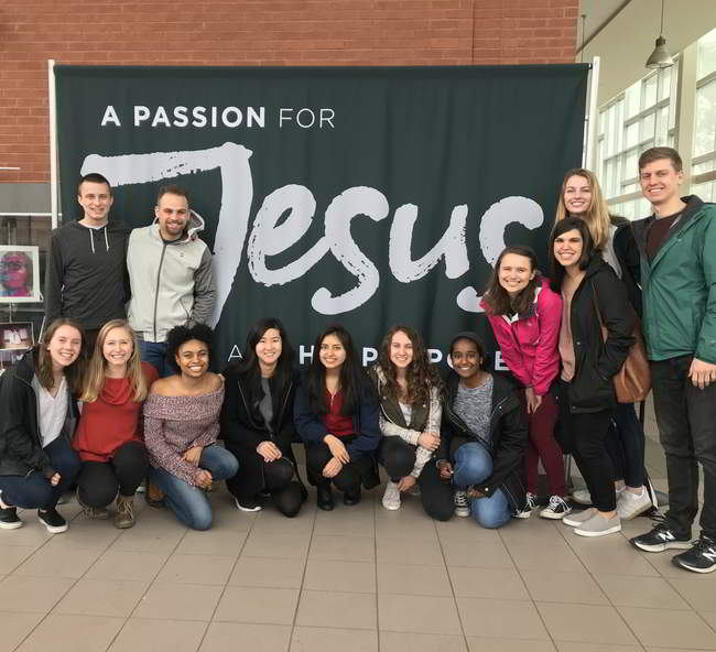 churches in boston college life group meetings
